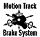 """Motion Track Brake System"" by installing a Inertial Measurement Unit (IMU), and by combining the information of the posture of the vehicle with the front and rear wheel speeds, have made it possible for the ABS to activate not only in a straight line but also when the vehicle is leaning to either side."