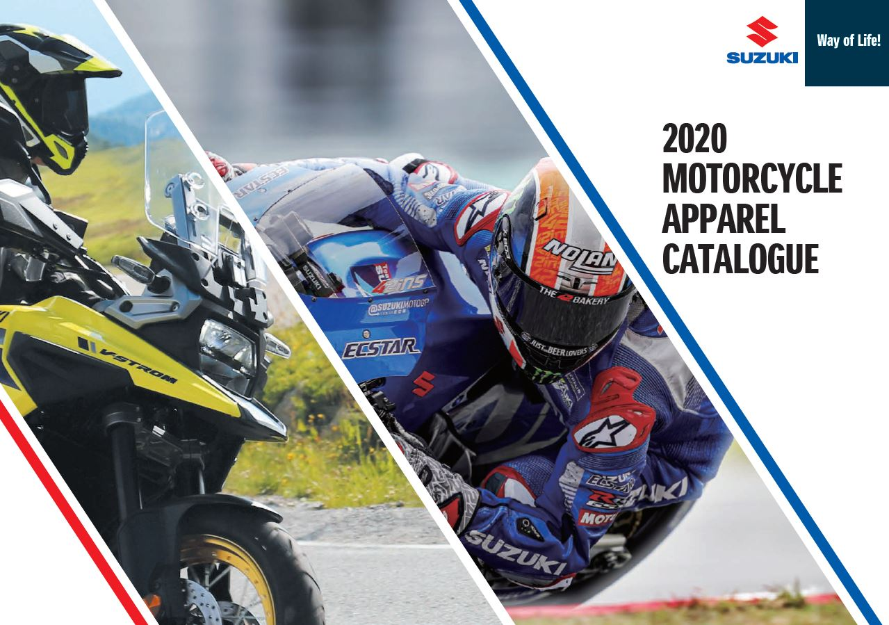SUZUKI MOTORSPORT COLLECTION 2020
