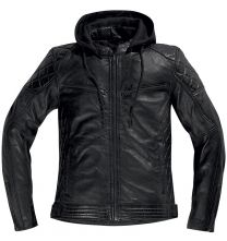 DIFI Detroit motorcycle jacket black