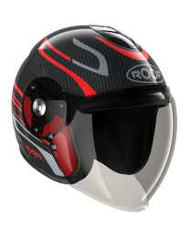 RO38 VOYAGER CARBON ARROW RED