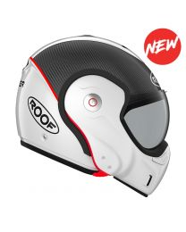 ROOF RO9 BOXXER CARBON WHITE - RED